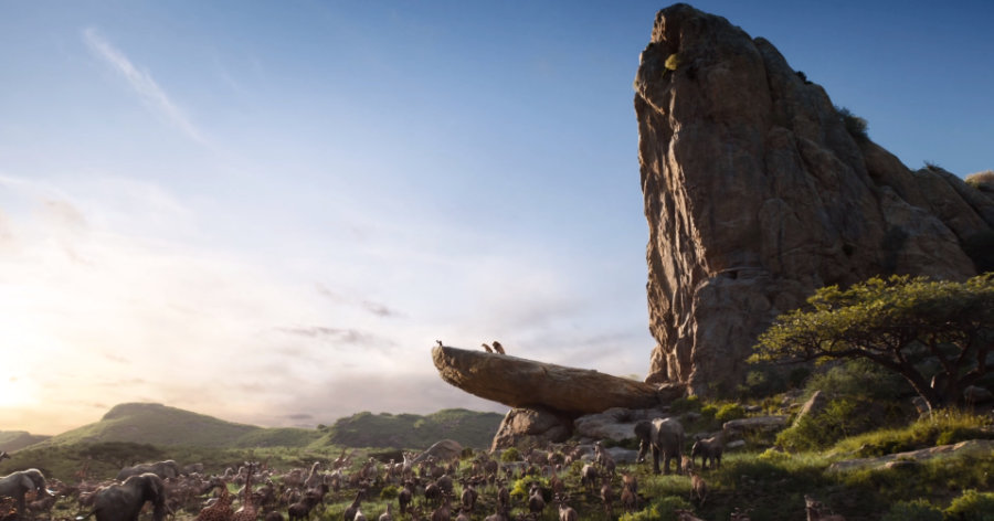 Lion King Teaser Still 2