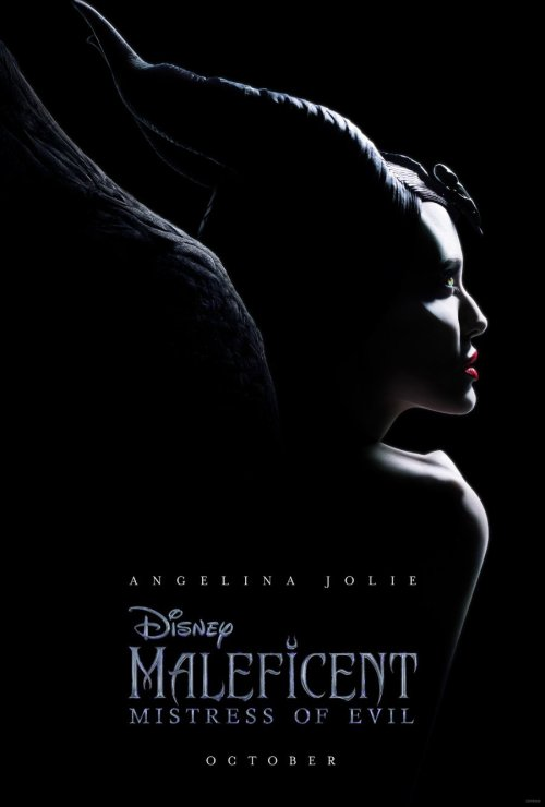 Maleficent Mistress of Evil tTeaser Poster